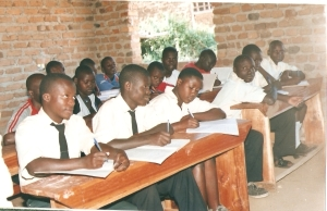students at Hope Academy