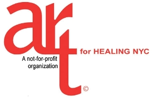 Art for Healing NYC Org logo