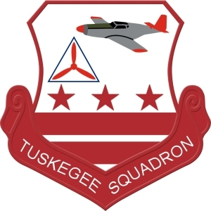 Tuskegee Cadet Squadron Patch