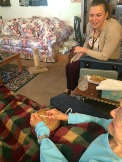 OC Hospice Volunteers Provide Companionship
