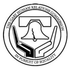 Gary Human Relations Commission Seal