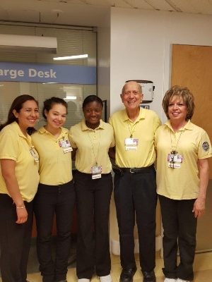 Emergency Department Volunteer Ambassadors
