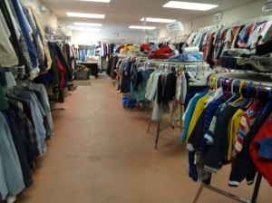 Cornerstone's Clothing Bank Etc.