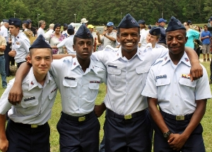 Tuskegee Squadron Cadets