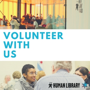 Volunteer with Human Library Chicago