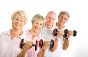 Strong Bones classes for older adults