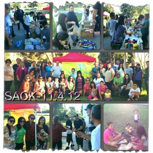 SACK (Serving A Community w/ Kindness)