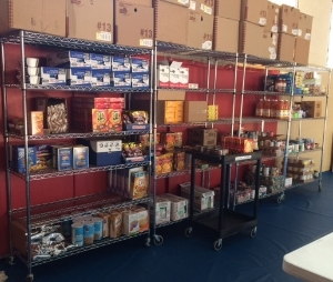 The Food Pantry served 2,693 clients last year!