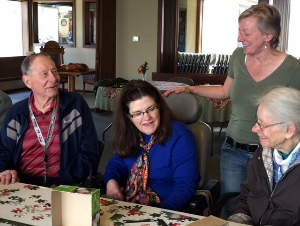 Assist with Activities at Memory Care in Carnation