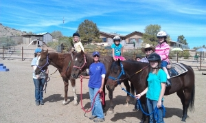 Loving Thunder Therapeutic Riding, Inc