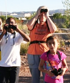 Joy Dingley, Nina Mason Pulliam Rio Salado Audubon Center