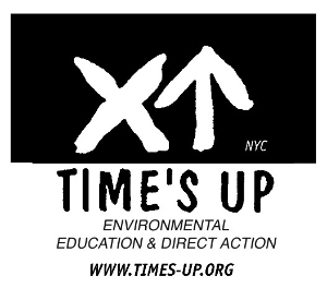 Time's Up! Logo