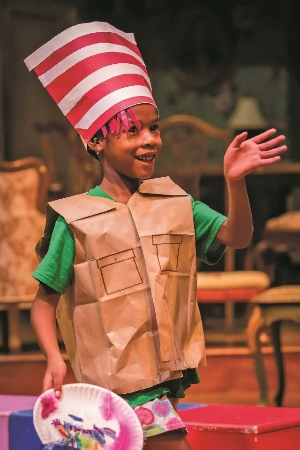 Seuss Stories at ZACH Theatre