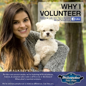 Why I Volunteer!