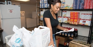 CEO Food Pantry
