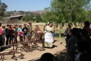 Living the Past at Jensen Alvarado Historic Ranch!