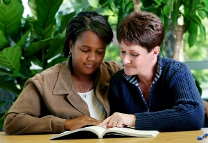 Adult Literacy Tutoring