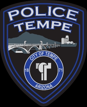 Tempe Police Patch