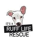 It's A Ruff Life Rescue Logo