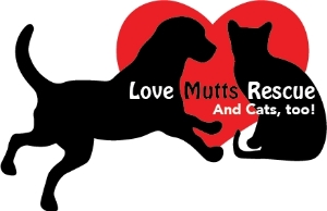 Love Mutts Rescue logo