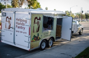 Helping Hands Food Truck