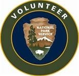 National Park Service Volunteer insignia