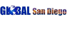 Global San Diego logo