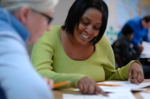 Changing lives through adult education
