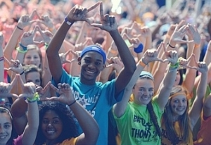 Diamonds Up Mini-THON