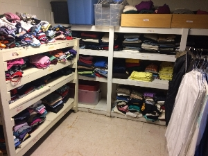 Hope Clothes Closet