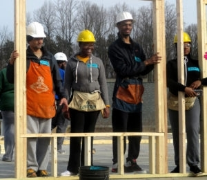 Volunteer with Habitat for Humanity GSO