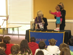 PACER Puppets in Action