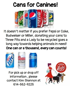 CANS FOR CANINES