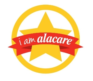I am an Alacare volunteer
