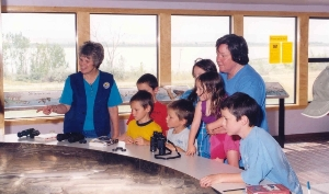 Volunteer at Visitor Center