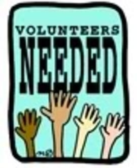 Volunteers - You matter and You're needed!