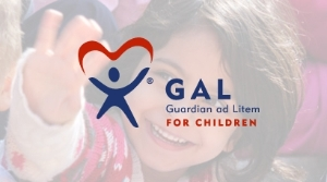 GAL logo with girl