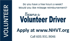 Become a Volunteer Driver