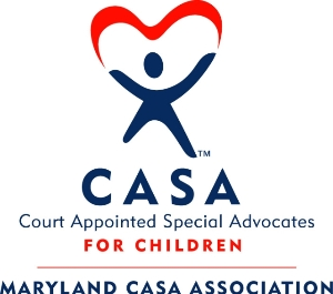 Maryland CASA Logo