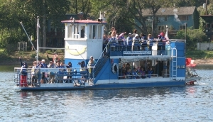 Delaware River SPLASH Boat