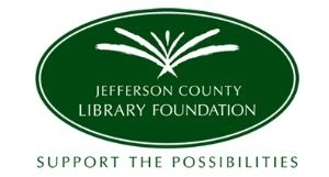 Jefferson County Library Foundation logo