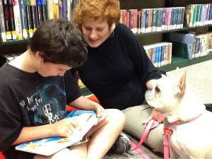 Dog Tales Reading Program