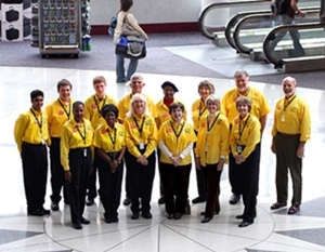 Airport Volunteers