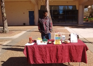 Tabling at SSU
