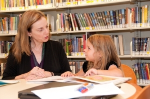 Help a child with reading