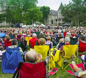Concerts on the Lawn