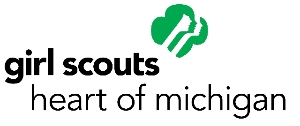 Girl Scouts - Hearts of Michigan