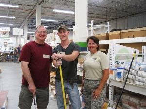 Lindsay Business Group Volunteers