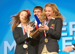 DECA Members Win at ICDC