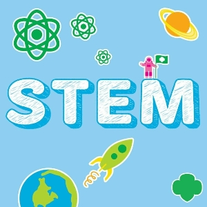 STEM Girl Scouts